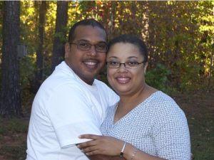 Kenrick and LaToya